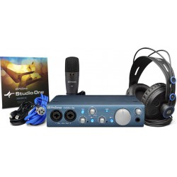 Presonus StudioBox iTwo Studio