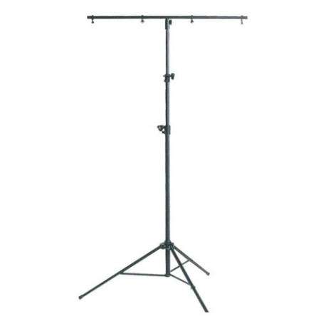 Metal stand black with T-bar ( max.15 kg )