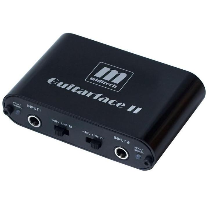 MidiTech Guitarface II