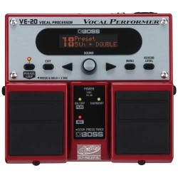 Boss VE-20 Efektor Wokalowy
