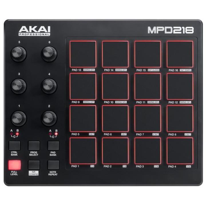 Akai MPD 218 + Sample Gratis !