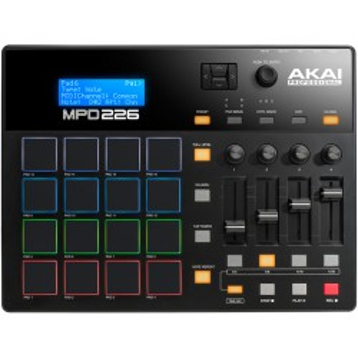 Akai MPD 226 + Sample Gratis !