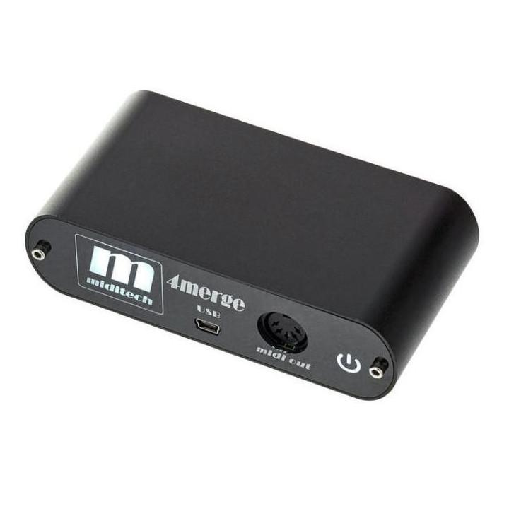 MidiTech 4merge USB
