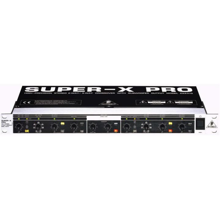 Behringer SuperX Pro CX2310 V2
