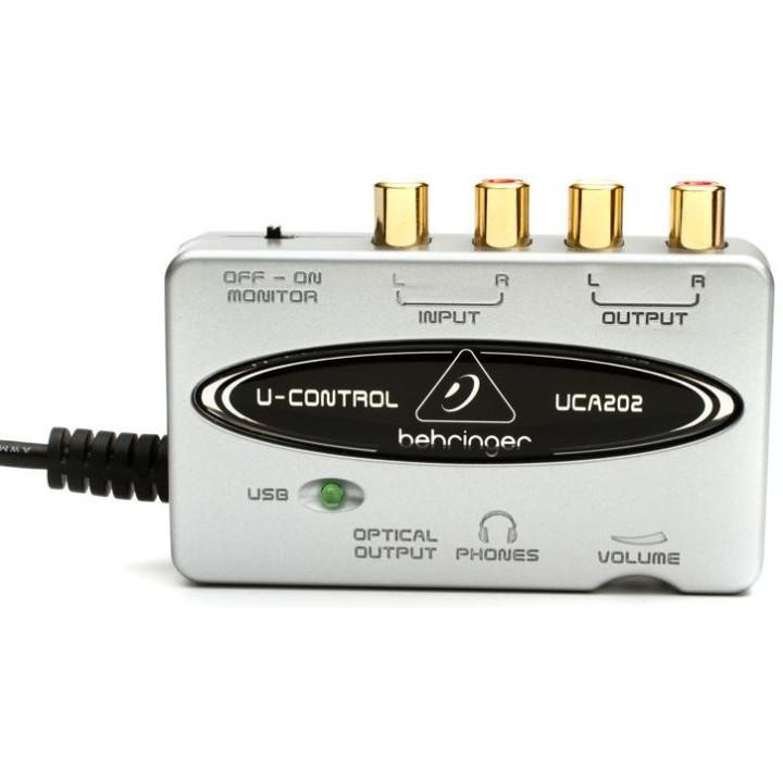 Behringer Ucontrol UCA202