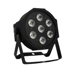 LightGo! FLAT PAR 5in1 7x12W RGBWA