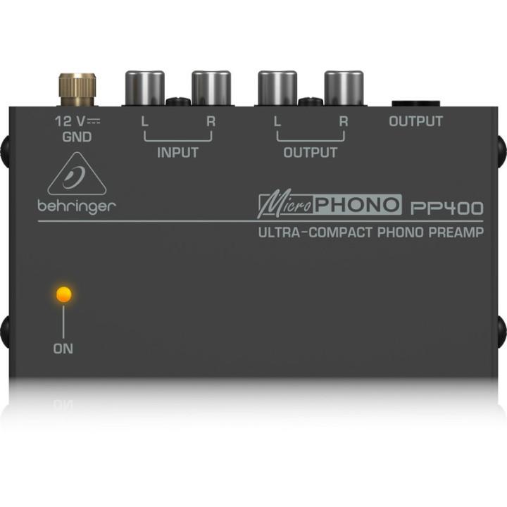 Behringer Microphono PP400 Black