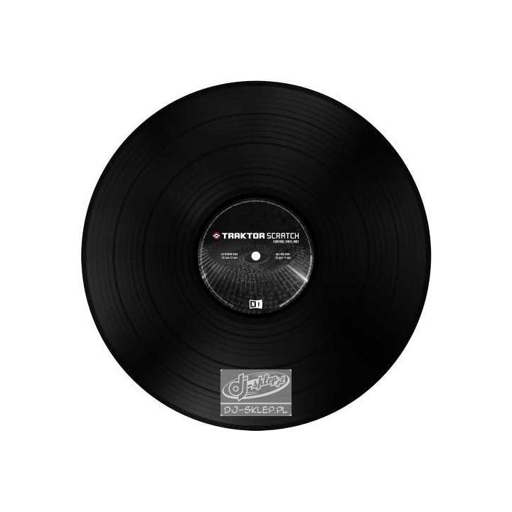 Native Instruments Traktor Vinyl MKII Black