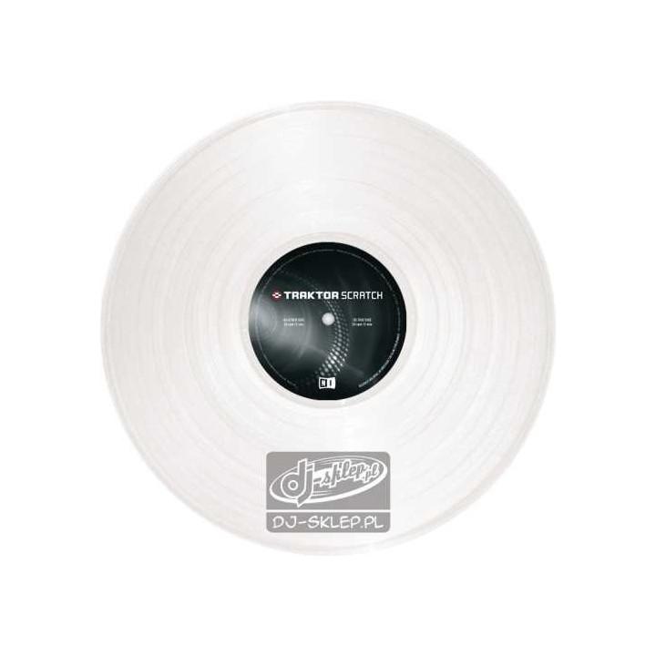 Native Instruments Traktor Vinyl MKII White