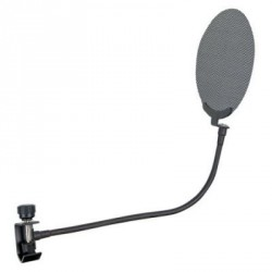 DAP Audio Metal Pop Filter