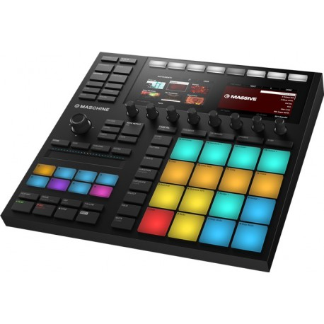 Native Instruments Maschine MK3 Czarny