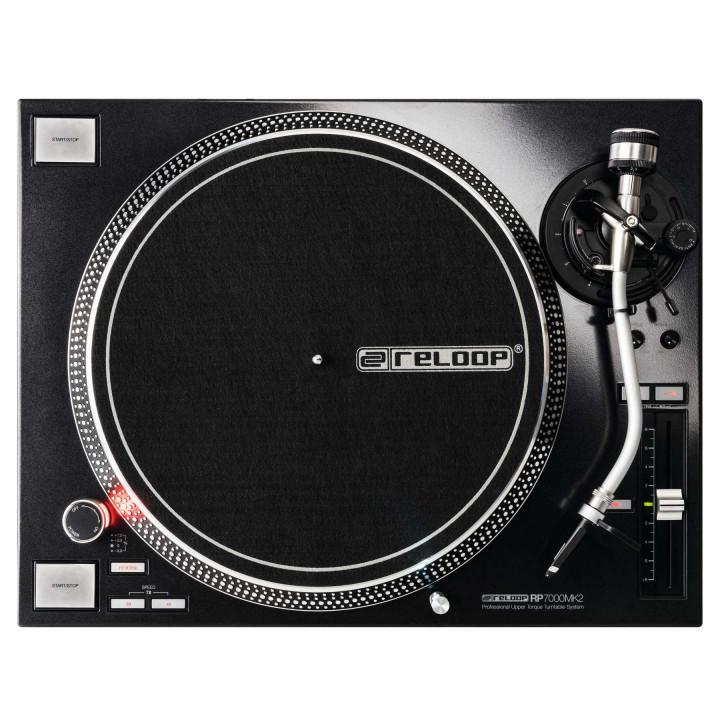 Reloop RP-7000 mk2 Black
