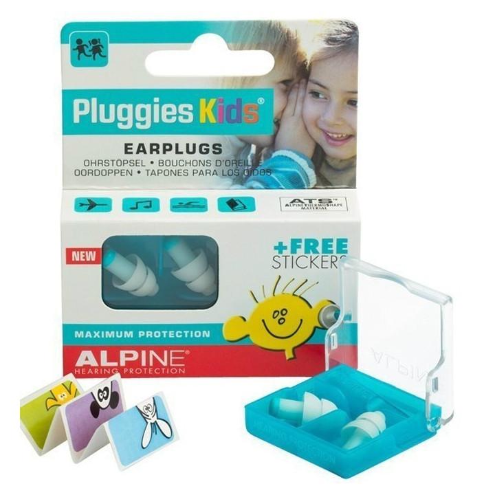 Alpine Pluggies Kids Zatyczki