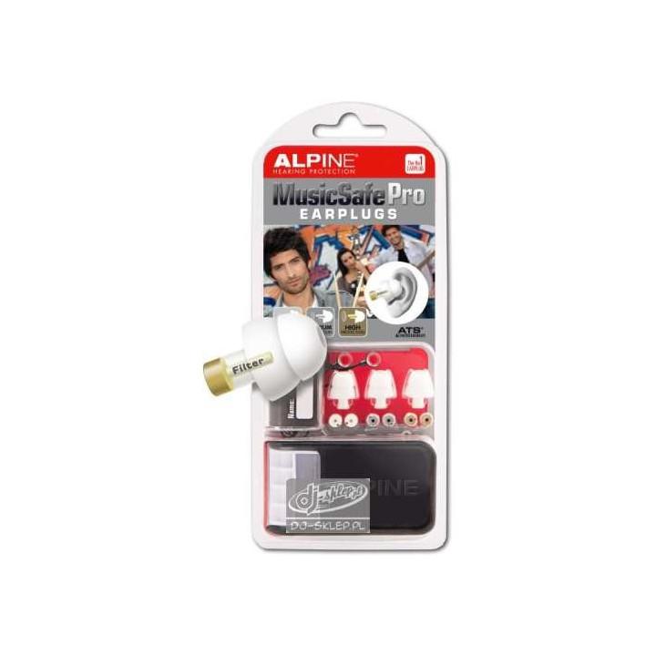 Alpine Music Safe PRO Białe
