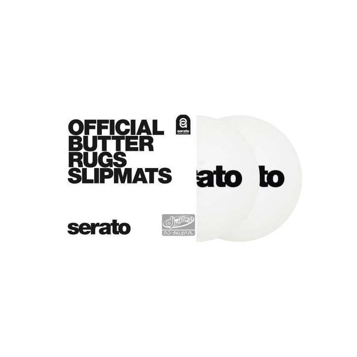 Serato Butter Rug Slipmaty 7 białe