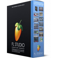FL Studio Signature Edition 20 BOX