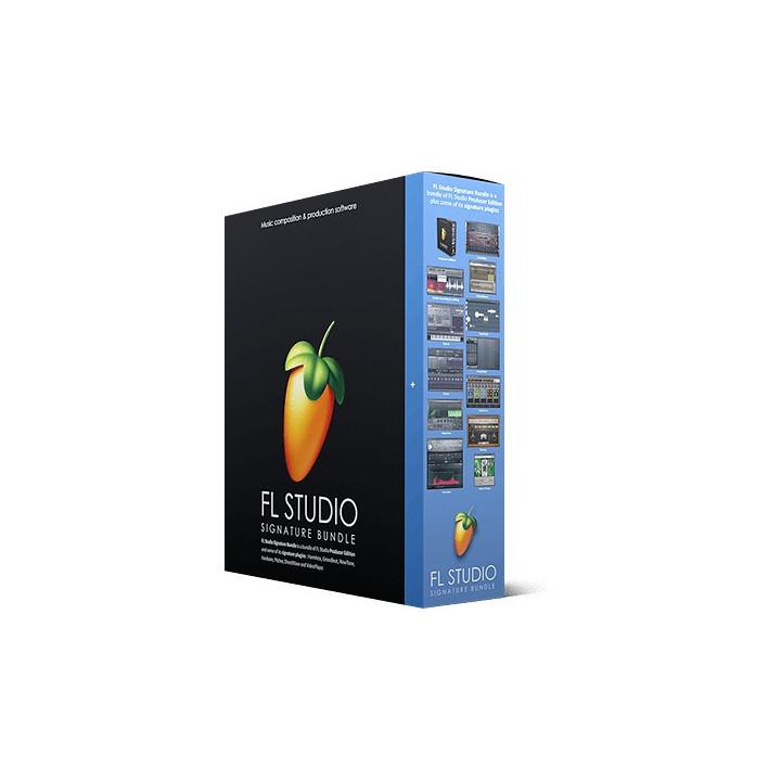 Image Line FL Studio Signature Edition 20 BOX
