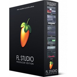 FL Studio Producer Edition 20 BOX