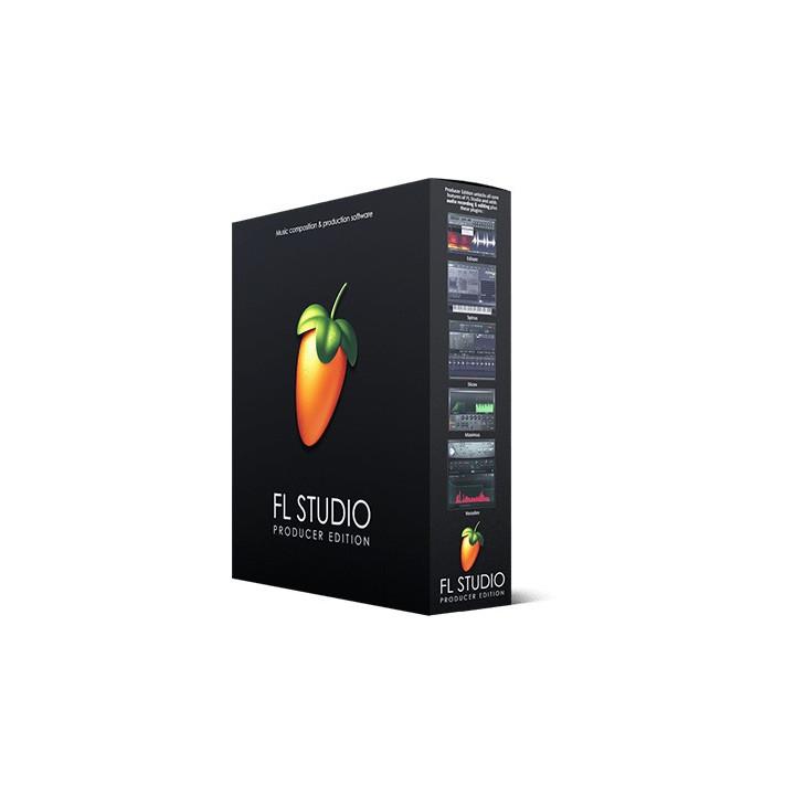 FL Studio Producer Edition 20 BOX