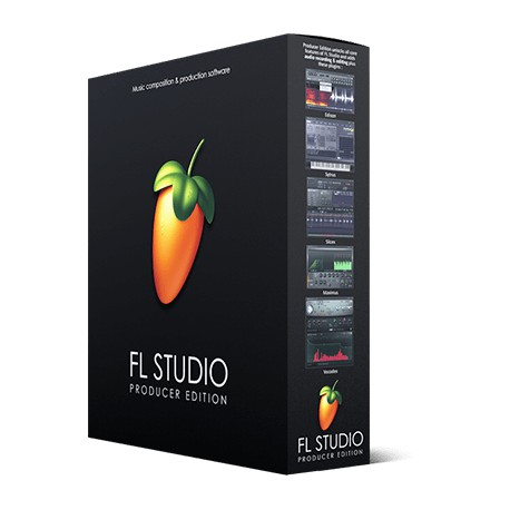 Image Line FL Studio Producer Edition 20 BOX