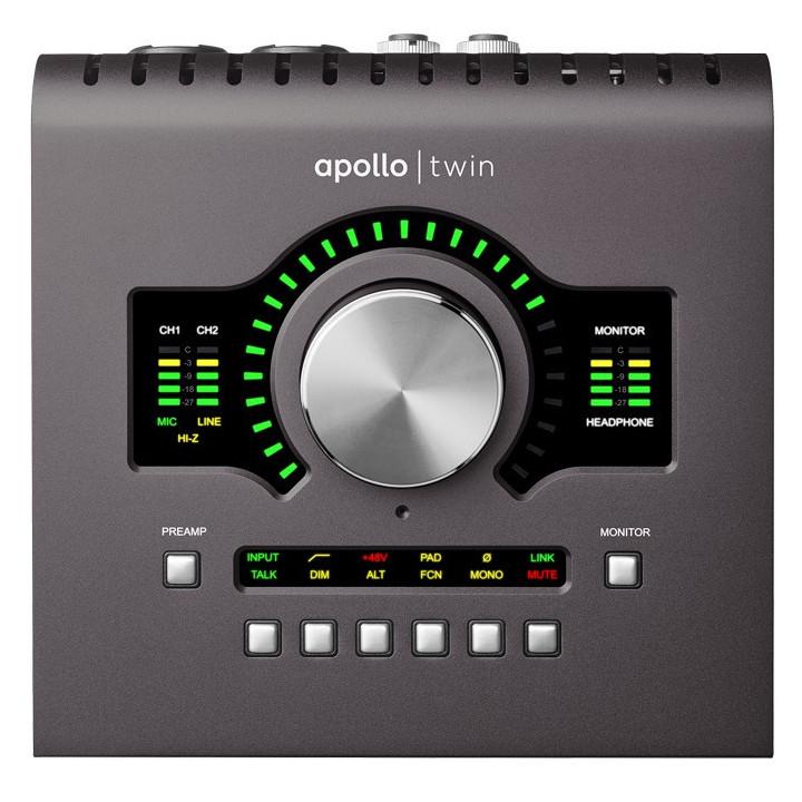 Universal Audio Apollo Twin MKII Duo HE