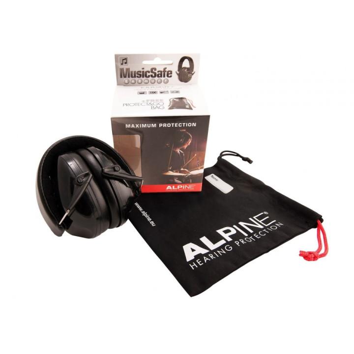 Alpine Musicsafe Earmuff dla perkusisty