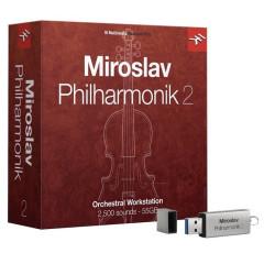 IK Multimedia Miroslav Philharmonik 2 BOX
