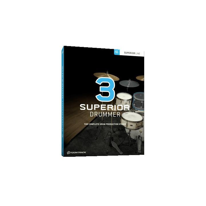 Toontrack Superior Drummer 3.0