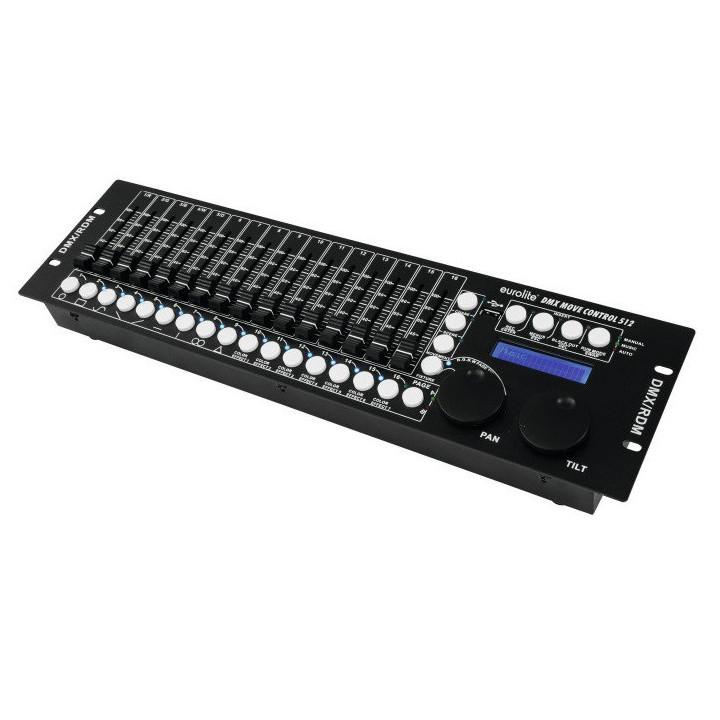 Eurolite Move Control DMX 512