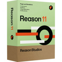 Propellerhead Reason 11 Upgrade