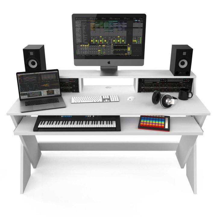 Glorious Sound Desk Pro Biały