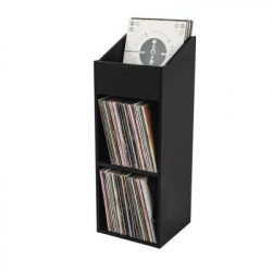 Glorious Record Rack 330 Czarny
