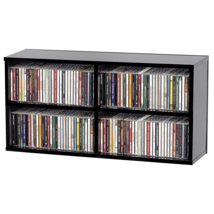 Glorious CD Box 180 Black