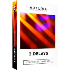 Arturia 3 Delays You'll Actually Use