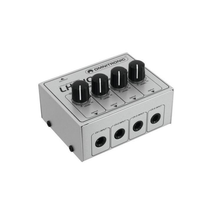 Omnitronic LH-010 Mini Mikser