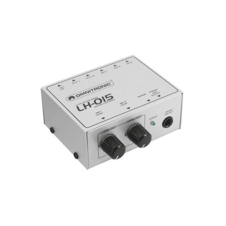 Omnitronic LH-015 Mini Mikser