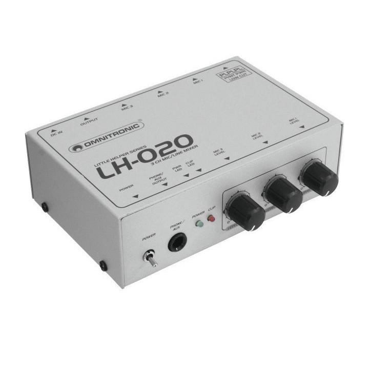 Omnitronic LH-020 Mini Mikser