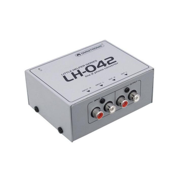 Omnitronic LH-042 konwerter sygnału