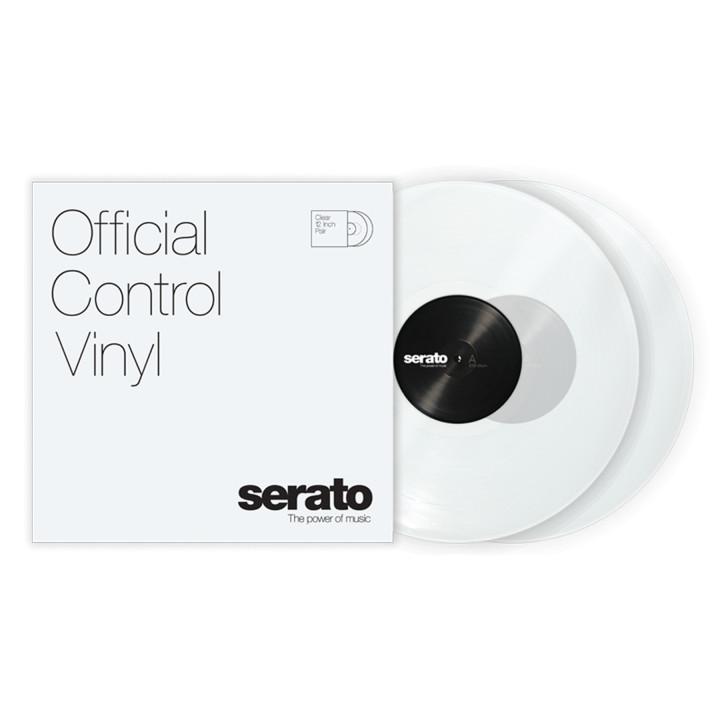 Serato Performance Vinyl Clear