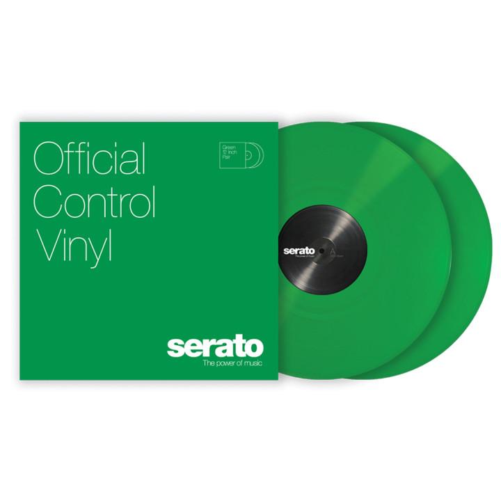 Serato Performance Vinyl Green (para)