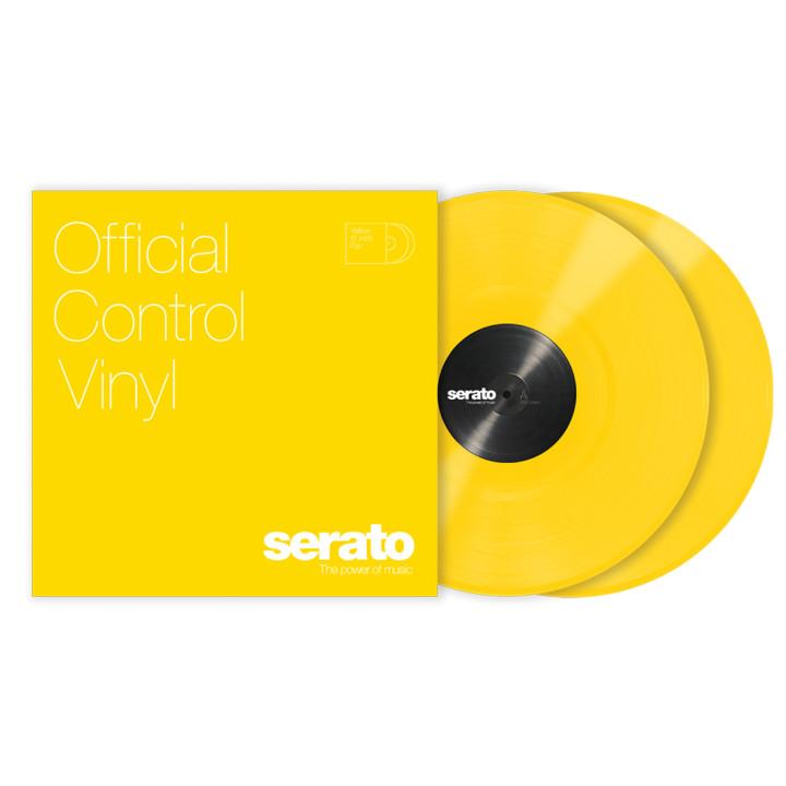 Serato Performance Vinyl Yellow (para)