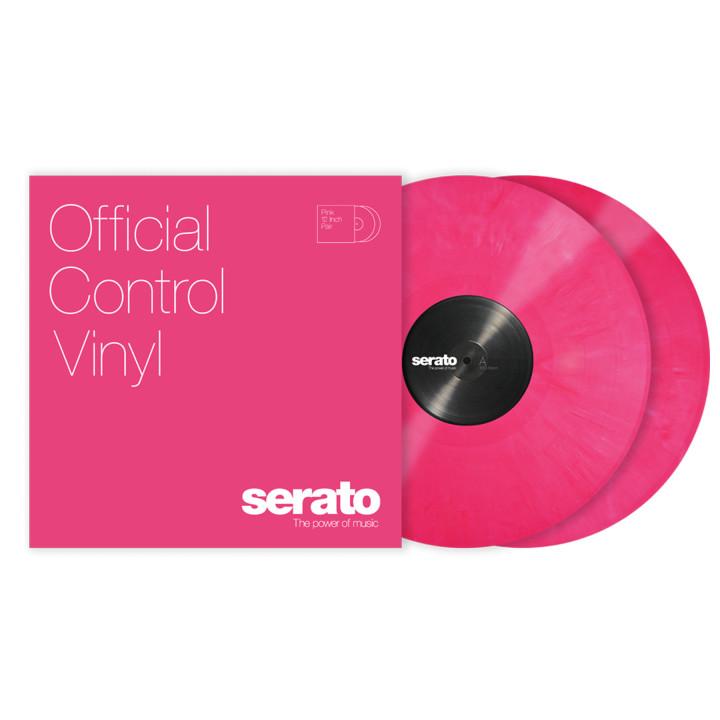 Serato Performance Vinyl Pink (para)