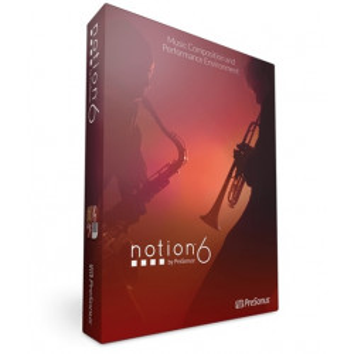 PreSonus Notion 6 Upgrade