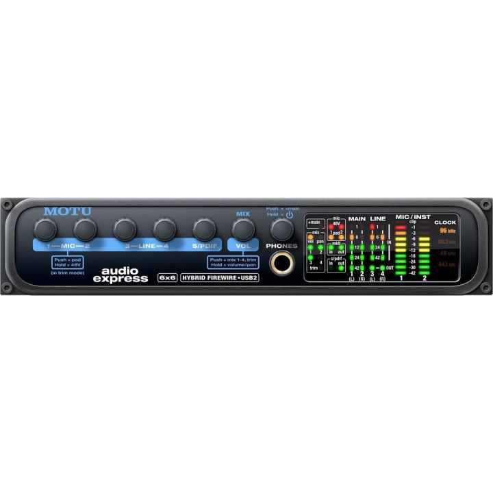 MOTU Audio Express FW/USB Hybrid