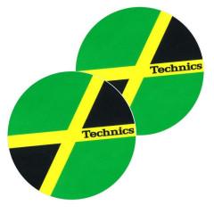 Technics slipmaty Jamaica