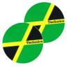 Technics Jamaica slipmaty