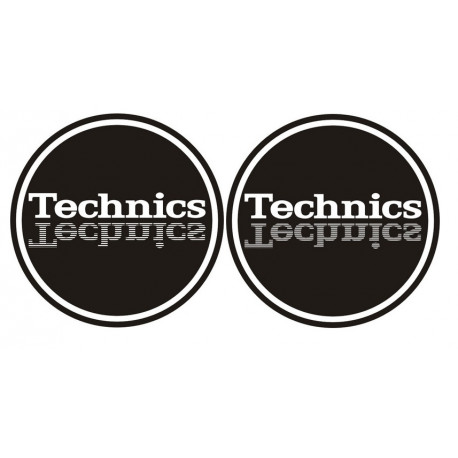 Technics slipmaty Mirror