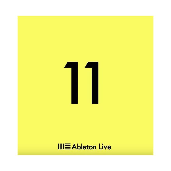 Ableton Live 11 Standard Upgrade Live Lite