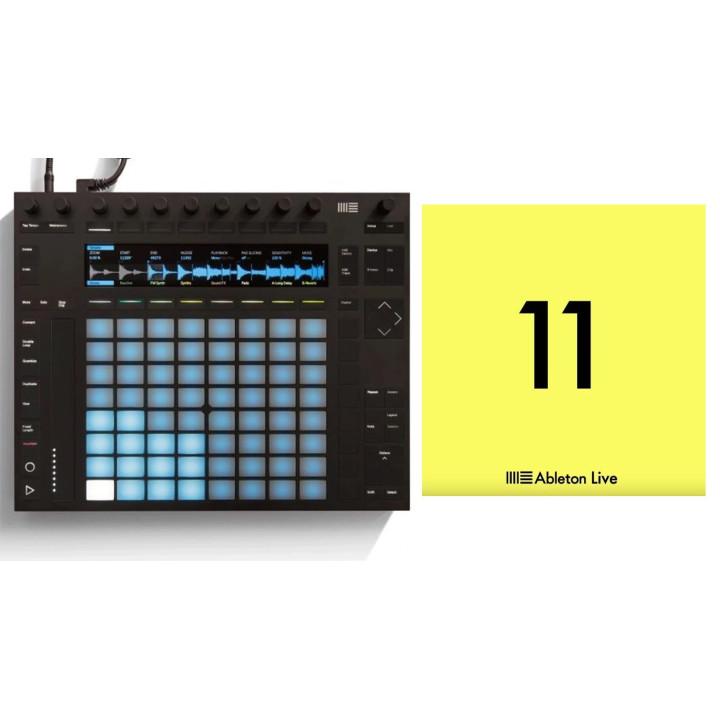 Ableton Push 2 + Live 11 Intro