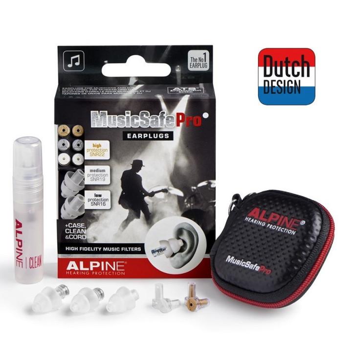 Alpine Music Safe PRO przeźroczyste